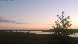 View at lake Zwenkau